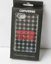 Converse Plaid Graphic Case for iphone 5S