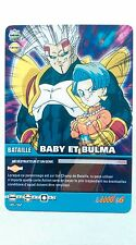 Carte Dragon ball Z Baby et Bulma DB-782