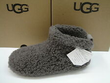 UGG WOMENS SLIPPERS AMARY GREY SIZE 11