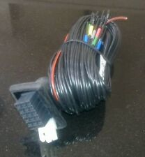 Wiring loom for Meta System M357T-V2 motorcycle Thatcham CAT 1 alarm/immobiliser