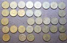 Australia: 33 x $1 Dollar commemorative coins in collectible grade. AUD
