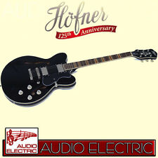 Höfner Verythin bk  Hollowbody ES E-Gitarre
