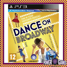 Dance On Broadway PS3 (Sony PlayStation 3)