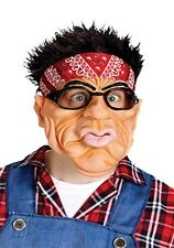FUNKY HIPSTER DUDE Halloween Latex Mask