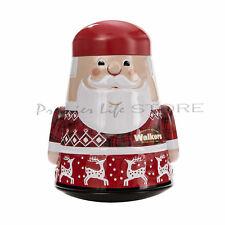 Walkers Shortbread Santa Tin Festive Mini Stars 200g Gift Santa Merry Xmas