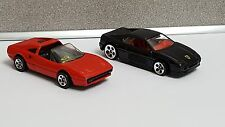 Mattel Hot Wheels FERRARI Lot of 2