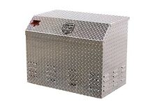 Truck, Trailer, RV Generator Diamond Plate Tool Box Style