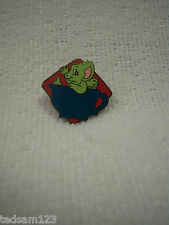 POCKET DRAGON -  PIN BADGE   ' I NEED COFFEE '    MINT -  RARE