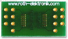 ROTH ELEKTRONIK   RE931-01   ADAPTOR, SMD, SSOP-14, 0.65MM
