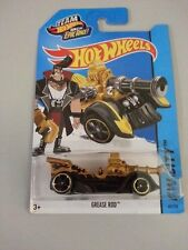Hot Wheels Diecast - Grease Rod NEW