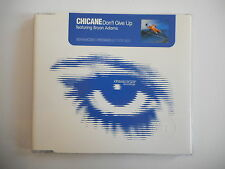 CHICANE : DON'T GIVE UP feat. BRYAN ADAMS [ CD-MAXI PORT GRATUIT ]