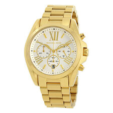 Michael Kors Oversize Bradshaw Gold-tone Stainless Steel Unisex Watch MK6266
