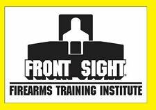 Front Sight special membership package  - gun training + extras