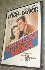 Waterloo Bridge (DVD, 2009), NEW & SEALED, STANDARD VERSION, REGION 1, A CLASSIC