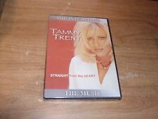 The Interviews The Music: Tammy Trent Straight From The Heart (DVD, 2004) NEW
