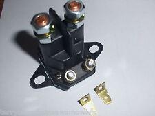 STARTER Motore solenoide Mountfield & Twincut RIDEON tagliaerba trattori (4 Connettori)