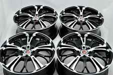 17 Drift rims wheels Escort Accord Civic Prelude Legend Galant Ion 4x100 4x114.3