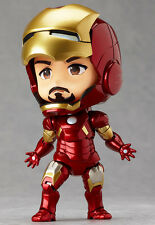 Hero's Edition Nendoroid Series Avengers Iron Man Mark 7 Action Figure Cute gift