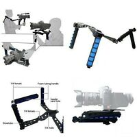 new Shoulder Support Stabilizer Rig for Canon Sony Nikon Video Camera Camcorder