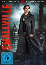 SMALLVILLE, Staffel 9 (Tom Welling), 6 DVDs NEU+OVP