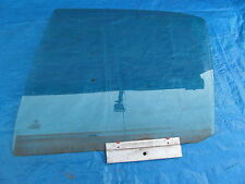 DOOR WINDOW GLASS REAR N/S PASSENGERS from BMW E36 316 i SE SALOON 1997