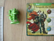 LEOPOLD THE CLEAVER MINIATURE EXCLU KICKSTARTER RUM & BONES MERCENARIES