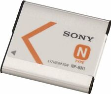 Genuine Sony NP-BN1 Rechargeable Battery Pack VG OEM