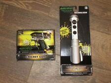 NEW Universal Studios Men In Black Alien Attack Noisy Cricket Gun & Neuralizer