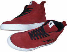 ADAM KIMMEL HI TOP LEATHER (SUEDE) SHOES / TRAINERS NEW BOXED RARE UK9