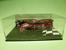 MINICHAMPS 1:64   ALFA DTM NANNINI -  MICRO  -  IN BOX - IN NEAR MINT  CONDITION