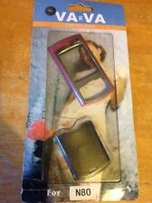 Nokia N80 Phone Case/Replacement Cover. Brand New And Sealed