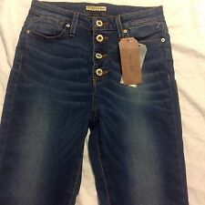 GUESS NICOLE SKINNY HIGH WAIST  JEANS WOMEN'S SIZE 31 RG NWT