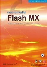 macromedia Flash MX Professional Learning from the Source   Brand New Sealed