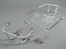Aluminum Front & Rear Bumper + Chassis Plate Tamiya 1/10 Sand Scorcher Champ