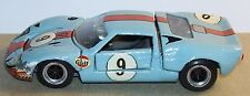 RARE MEBETOYS HOT WHEELS MATTEL 1/43 MADE IN ITALY 1970 FORD GT MARK II REF 6607