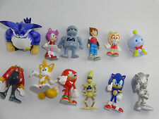 Sonic X - PART 1 11 TYPES IN TOTAL PLUS SECRET 1 TYPES FIGURE COLLECTION S216V