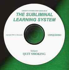 Smokeless Cigarette Not Working? GO SUBLIMINAL QUIT NOW