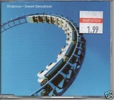 (838Q) Shaboom, Sweet Sensation - 1999 CD