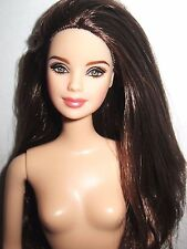 NUDE The Twilight Saga Bella Barbie Doll Kristen Stewart Movie Mattel for OOAK