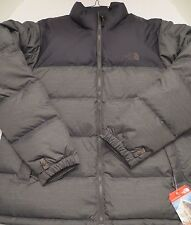 THE NORTH FACE NUPTSE JACKET C759EEP TNF BLACK INK GREEN Mens SIZE SMALL S NWT