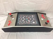 "Ms PacMan Galaga Mini Cocktail Table Arcade Game Multicade Bar Top 15"" Monitor"
