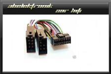 ISO Adaptador de Autoradio SONY CDX-GT640UI CDX-GT550UI CDX-GT650UI CDX-GT740UI