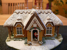 Lilliput Lane-Kerry Lodge-Christmas Collection feurth in Series 1995