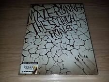 Maze Runner: The Scorch Trials Steelbook (Blu-ray) Only at BLUFANS RARE #194/300