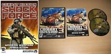 combat mission shock force & combat mission 3 afrika korps ENGLISH VERSIONS