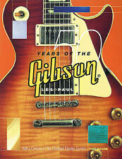 50 Years Of The Gibson Les Paul Guitar Tony Bacon Book NEW!