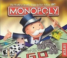 Monopoly 2 (Jewel Case) - PC, New Windows Me, Windows 98, Pc Video Games