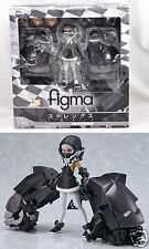 New Figma Strength TV ANIMATION Ver 198 BLACK ROCK SHOOTER Max Factory Figure FS