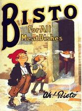 Bisto Gravy, Vintage Advert, Kitchen, Cafe or Restaurant, Novelty Fridge Magnet