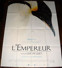L'EMPEREUR Documentaire Luc Jacquet Antarctique Nature  GRANDE AFFiCHE